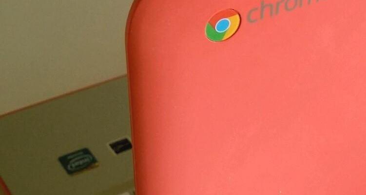 "HP Chromebook 14"""